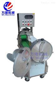 QC-112多功能切菜机 叶菜切段机 瓜果切片切丝机