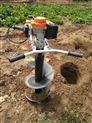 9馬力大功率 50直徑挖坑機 1.5米鉆頭