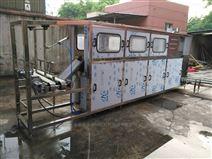 QGF-50型全自動桶裝水灌裝生產線