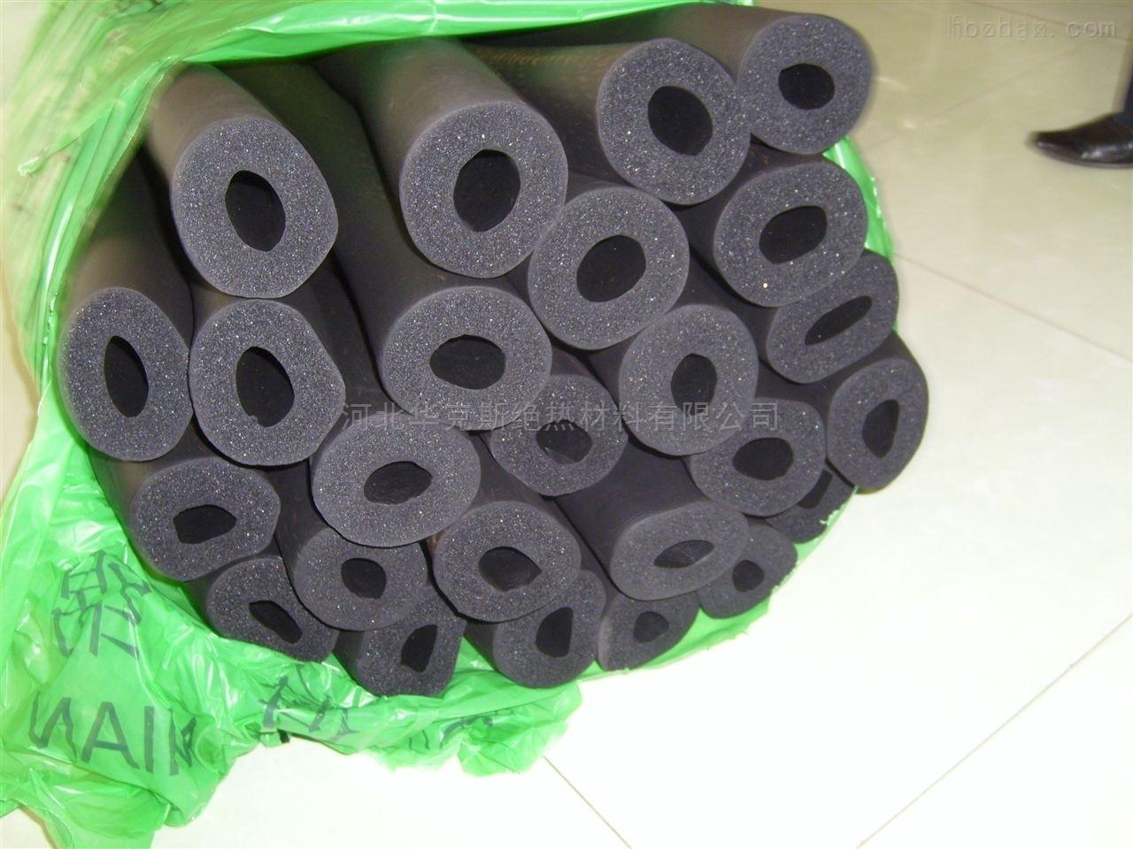 彩色橡塑保温管体积