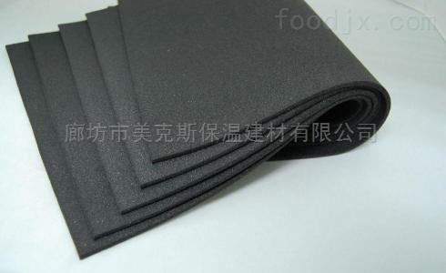 橡塑保温板(橡塑板一般价格)