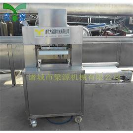 LY-1.5T小型鱼豆腐千页豆腐加工设备多少钱