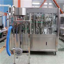 全自动汽水饮料灌装生产线