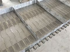 宁津板链输送带提升爬坡机链板