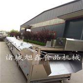 XXPTJ--4000土豆片/条蒸煮漂烫杀青机