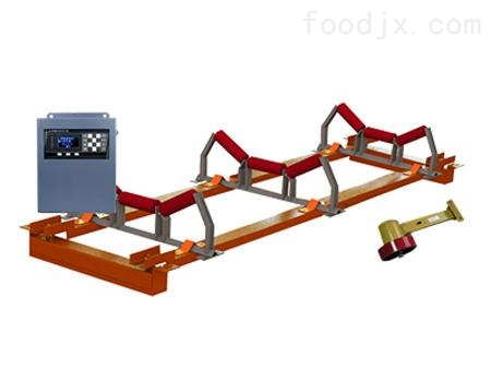 全悬浮式型高精度皮带秤厂家供应