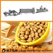 大產量寵物食品狗糧貓糧生產線加工膨化機械