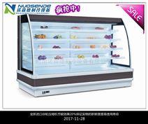 河南厂家专业定制不锈钢超市组合冷柜