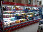 超市新款半高立式风幕柜KTV保鲜冷藏展示柜