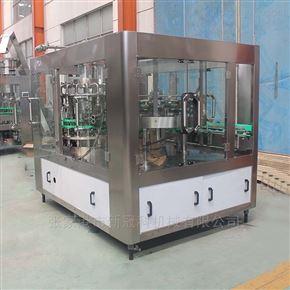 奶制品高速热灌装设备