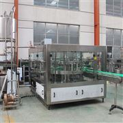 CGF50-50-12厂家供应全自动豆奶饮料灌装机成套饮料生产设备