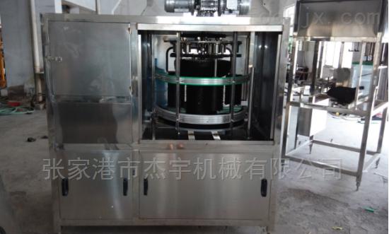 全自動礦泉水瓶直線式外刷機