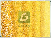 全自动玉米碴子机 玉米茬加工机器