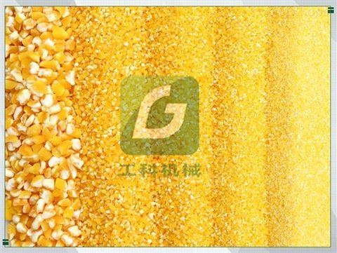 玉米去皮打糁机,自动上料玉米脱皮制糁机