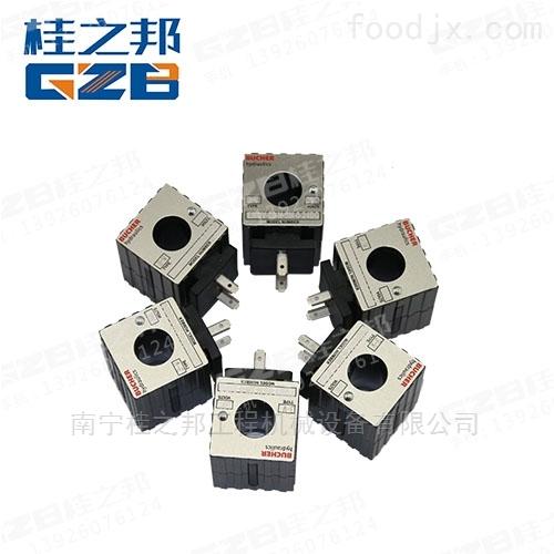 挖机电磁阀线圈三一335emdv-08-n-3m-0-24dg图片