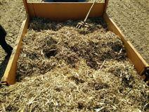 玉米秸秆回收青贮机