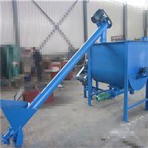安阳 水平螺旋输送机 管式输送设备