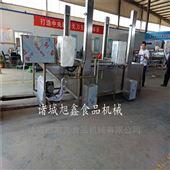 QXj-4000韭菜喷淋式清洗机