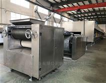全自动饼干生产线 酥性曲奇生产设备