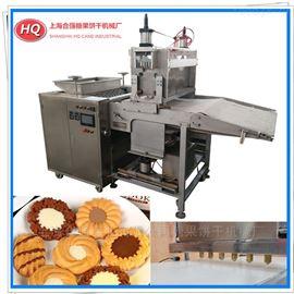 HQ-600上海合强厂酥性夹心饼干生产线多少钱