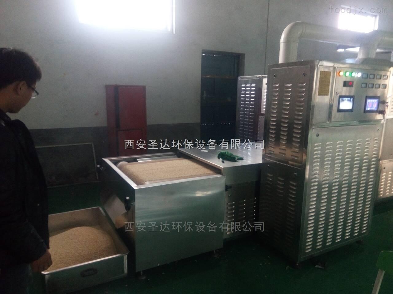 大型工业五谷杂粮熟化设备