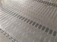 宁津304不锈钢冲孔输送链板