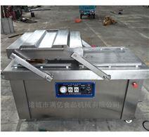 山东满亿DZ600\2S豆干装机酱制品真空包装机