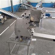 自动蒸饺机煎饺机河南小型仿手工饺子机厂家