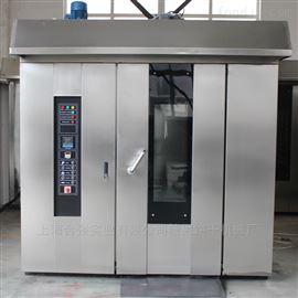 HQ-100型32盘耐高温旋转炉 上海合强牌 32盘月饼热风烤炉