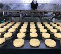休闲饼干食品机械 小型曲奇切片成型机