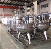 供应HQ-150/300/450/600型软糖成套设备 双色软糖浇注生产线 糖果成型机