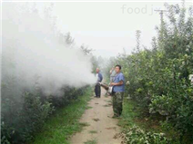 视频新款农田水稻小麦杀虫烟雾机
