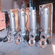 大口径不锈钢潜水排污泵