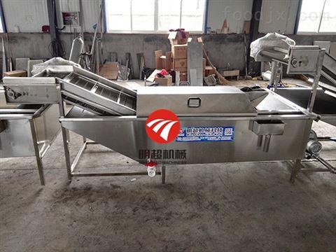 生蚝连续式蒸煮机