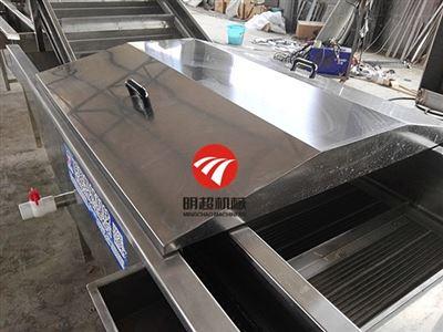 蛤蜊蒸煮机