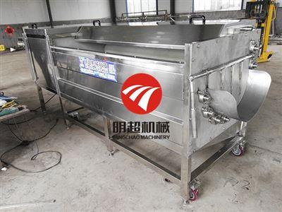MCQXJ-15广西生蚝清洗机小型产量多少