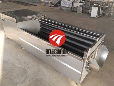 MCQXJ-15明超海虹清洗机 毛辊清洗流水线