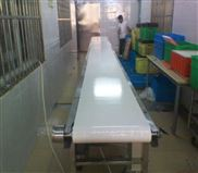 304不锈钢食品皮带输送机