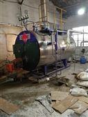 制藥業臥式燃油燃氣蒸汽鍋爐