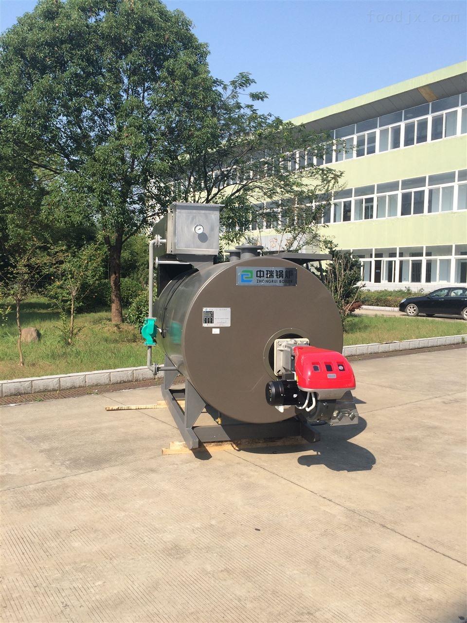 卧式锅壳式常压热水锅炉