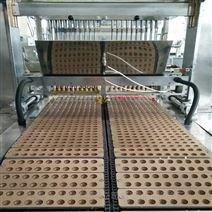 300型全自动糖果生产线 胶体糖果浇注设备