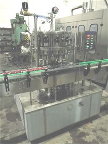 中小产量啤酒(百威)灌装机