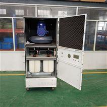 脉冲柜式高压集尘器