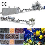 TSE85山东膨化颗粒鱼饲料设备