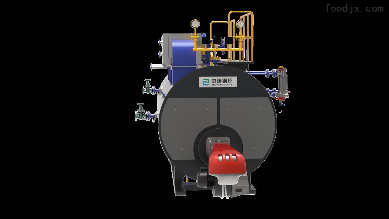 卧式(冷凝)燃油燃气蒸汽锅炉