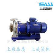 CQB-F型耐腐蚀全氟塑料磁力泵