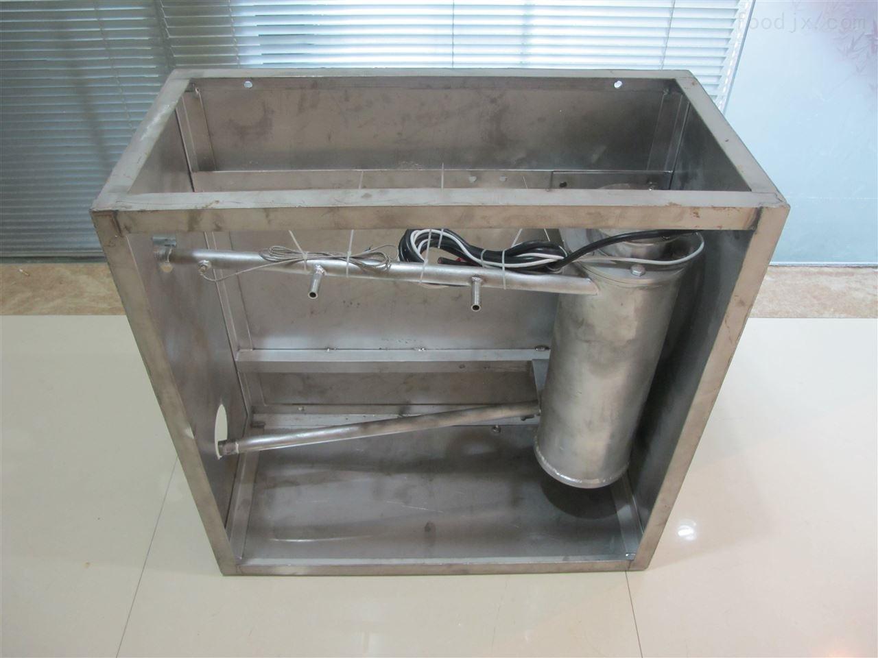 立式液体管道加热器