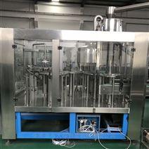 瓶装水饮料生产线三合一灌装机