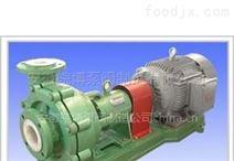 UHB单级单吸式耐腐蚀衬氟杂质砂浆泵