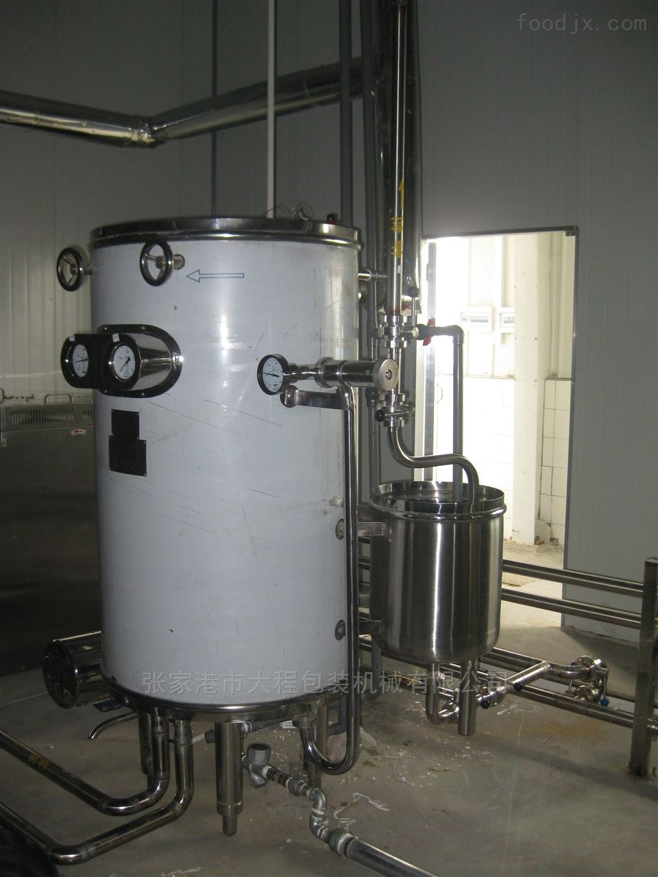 RP6L10-超高温瞬时灭菌机